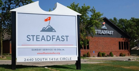 Steadfast Church Renovations Completed