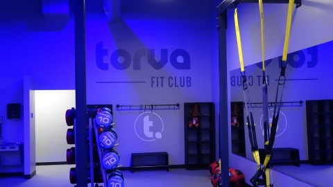 Torva Fit Club Completed!
